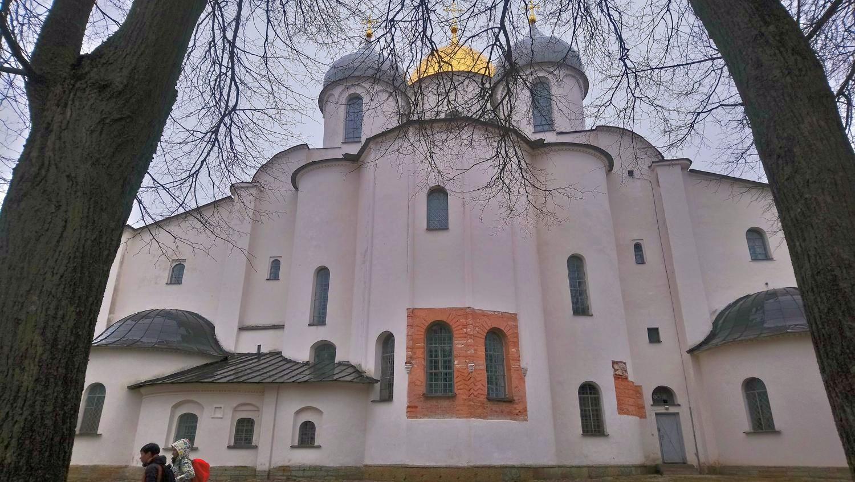путешествие в Новгород