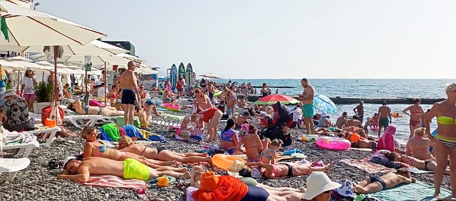 Пляжи Краснодарского Края ждут нас